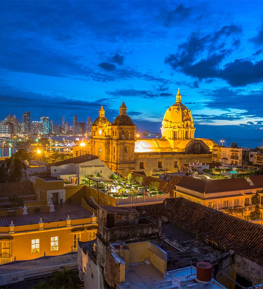 Excursión Fortaleza de Cartagena y Ciudad Vieja