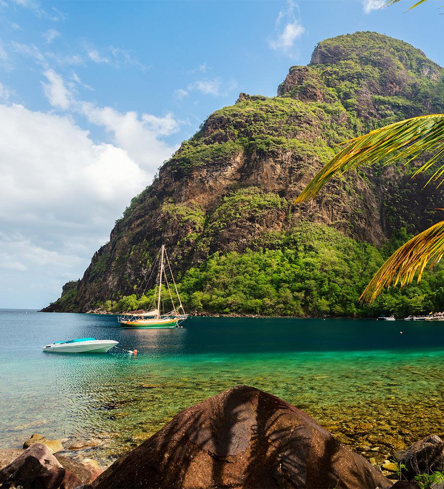 Isla de Santa Lucía