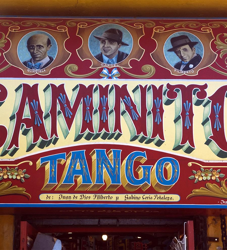 Excursión Show de Tango
