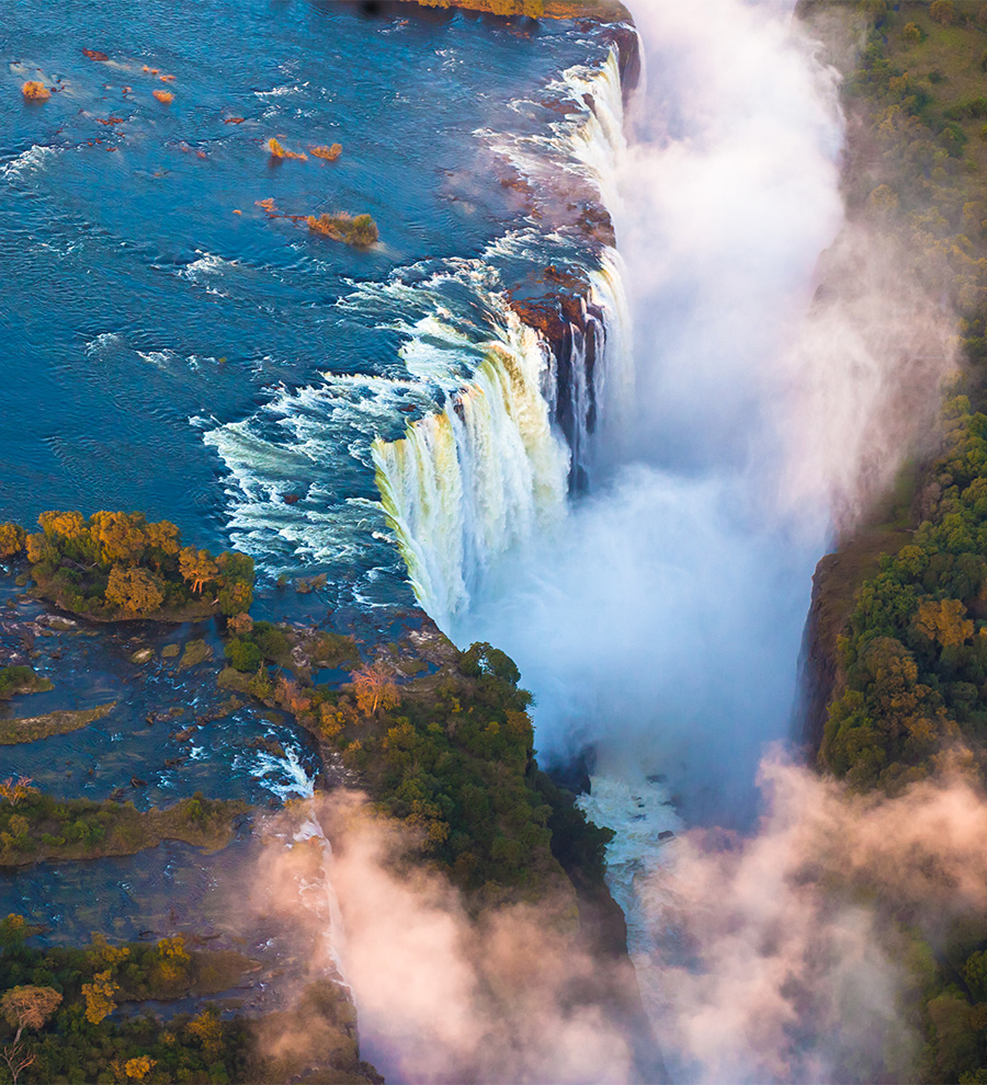 Chobe y las Cataratas Victoria