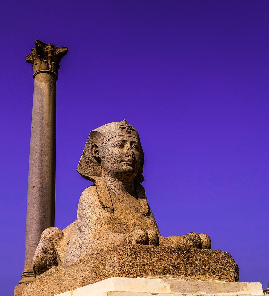 Excursión Alejandría Romana