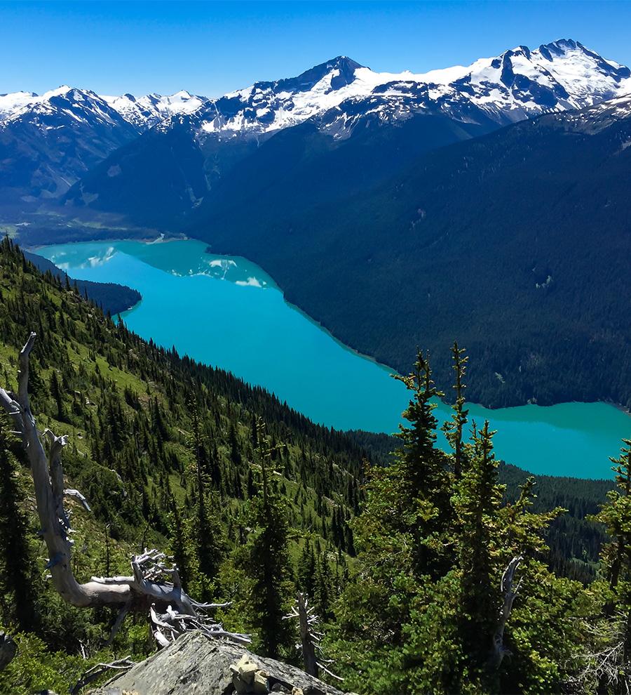 Programa en Tierra Maravillas Naturales, Vancouver