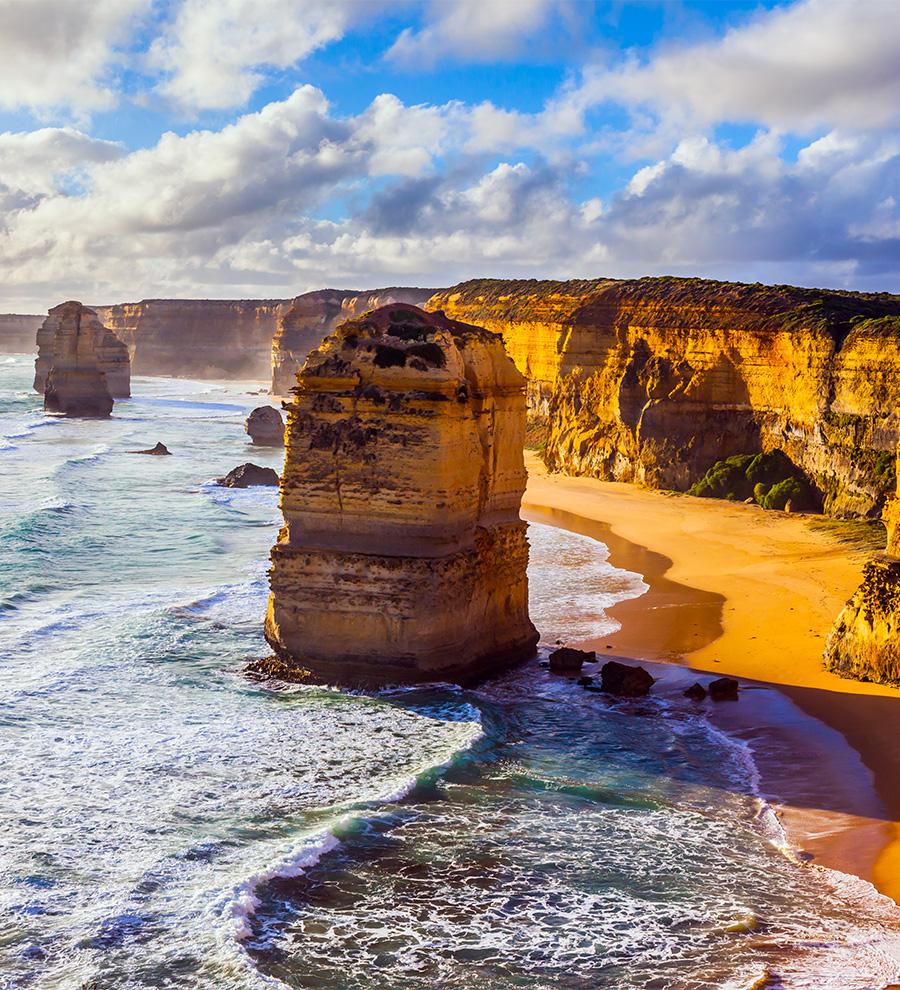 Puerto Melbourne, Australia