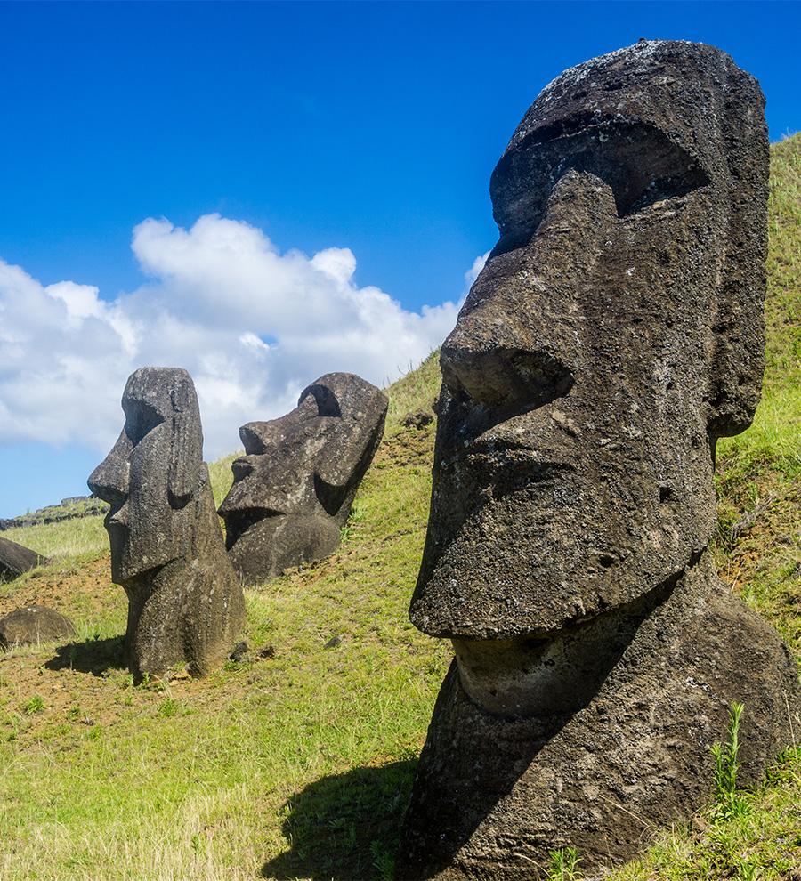 Excursión Isla de Pascua y Moáis