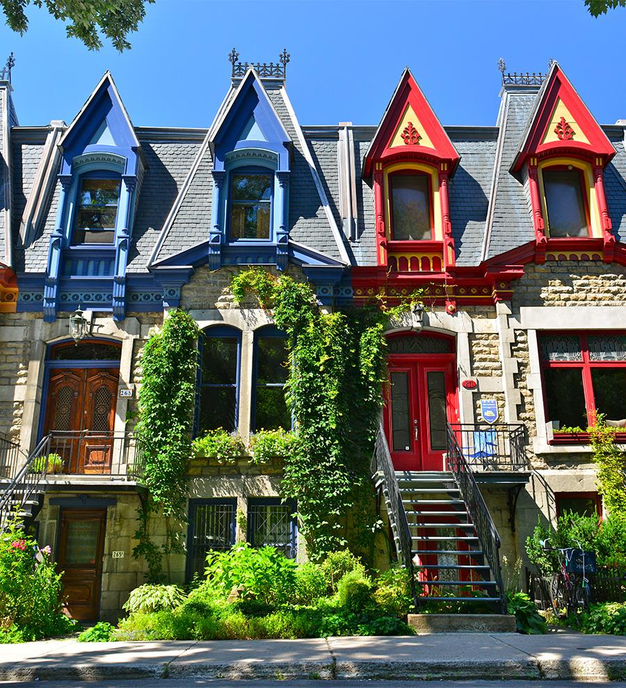 Programa en Tierra Mosaico Canadiense: Ottawa y Montreal