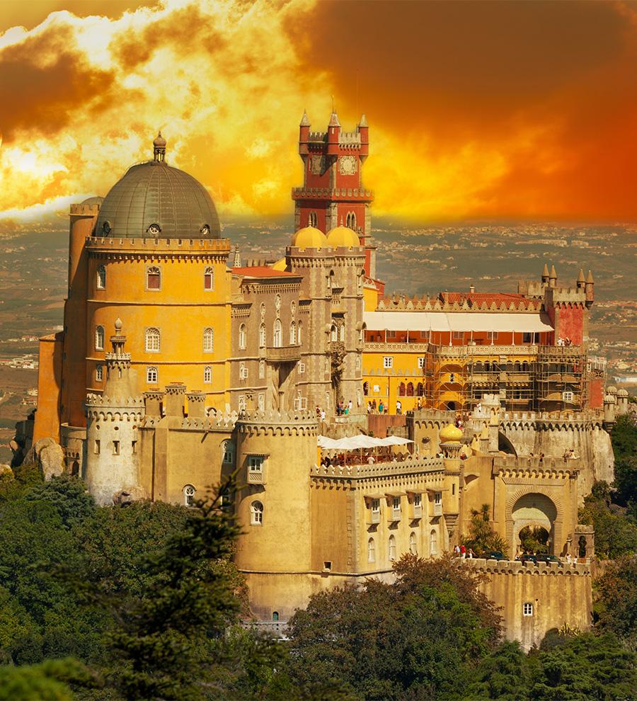 Programa en Tierra Paisajes de Lujo y Lisboa