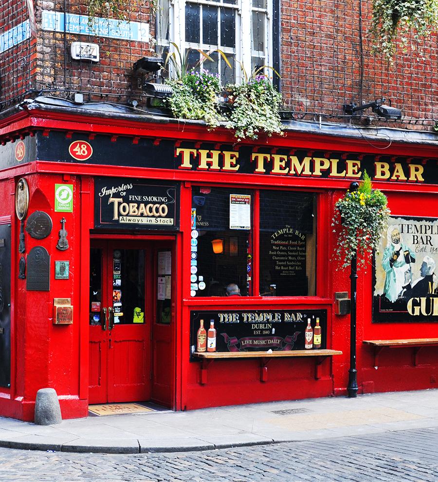 Sabor de Dublín, La Experiencia Guinness