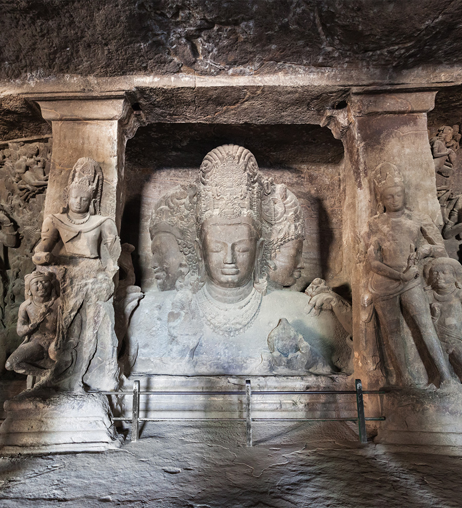 Excursión Cuevas de Elefanta, Bombay, India