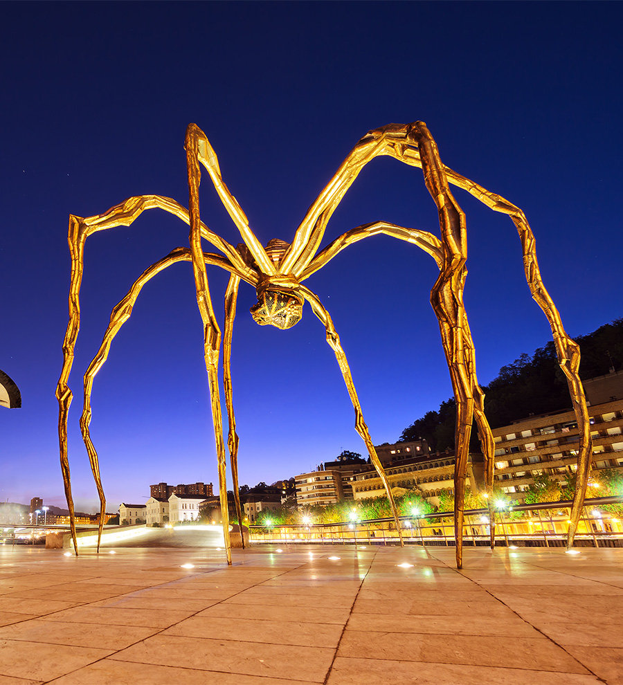 Puerto Bilbao, España