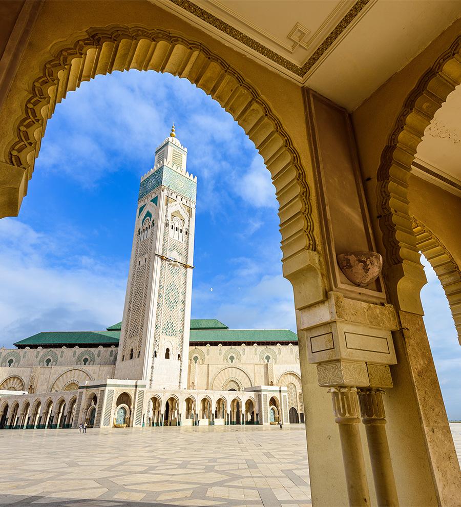 Maravillosos Contrastes de Casablanca