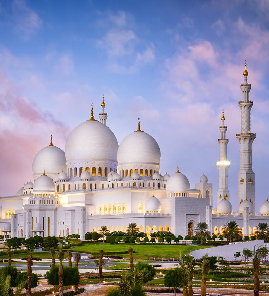 Programa en Tierra Ciudades Espectaculares de los Emiratos, Dubái y Abu Dhabi