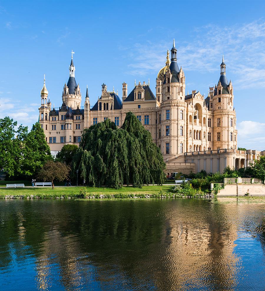 Excursión Cuento de Hadas en Schwerin