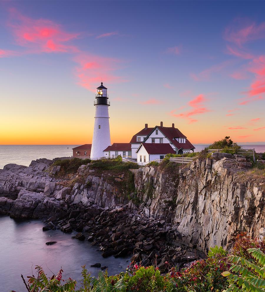Puerto Portland, Maine
