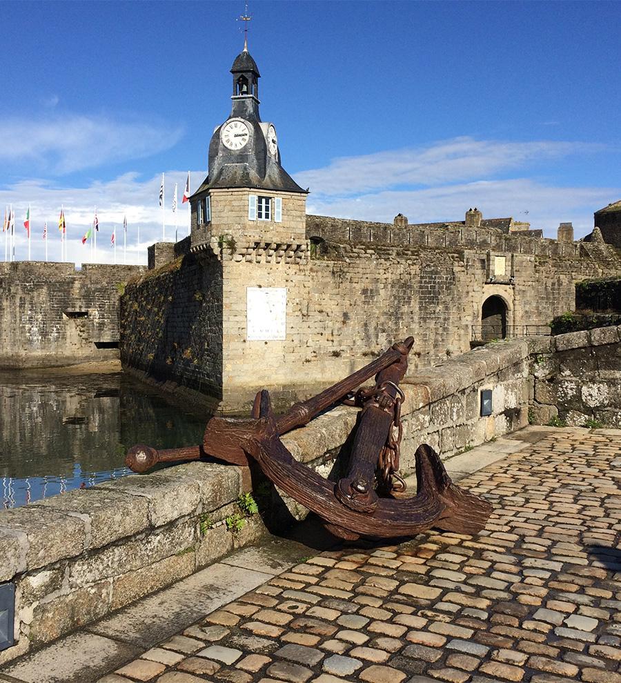 Excursión Concarneau, Bretania