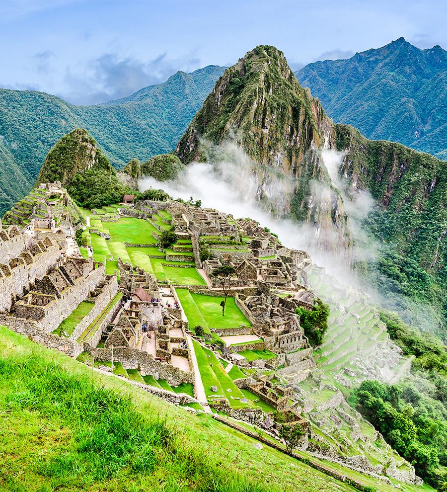 Programa en Tierra: Cuzco y Machu Piccu