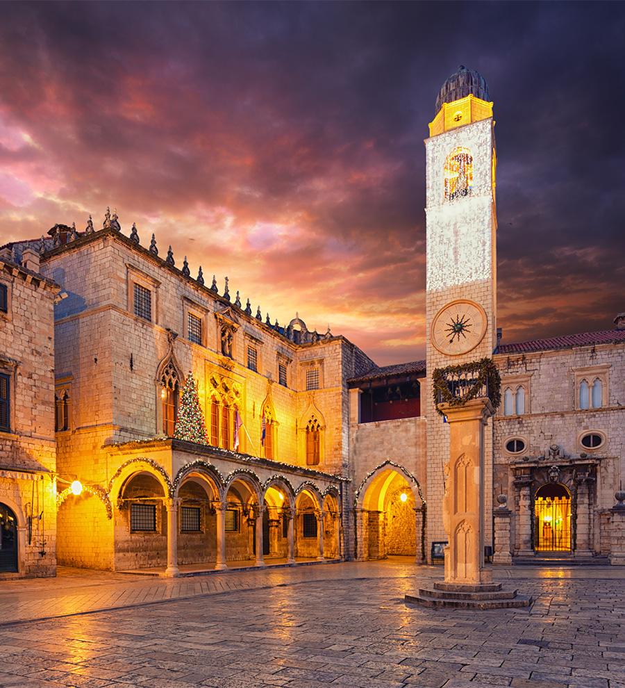 Programas en Tierra: Dubrovnik Fantástico