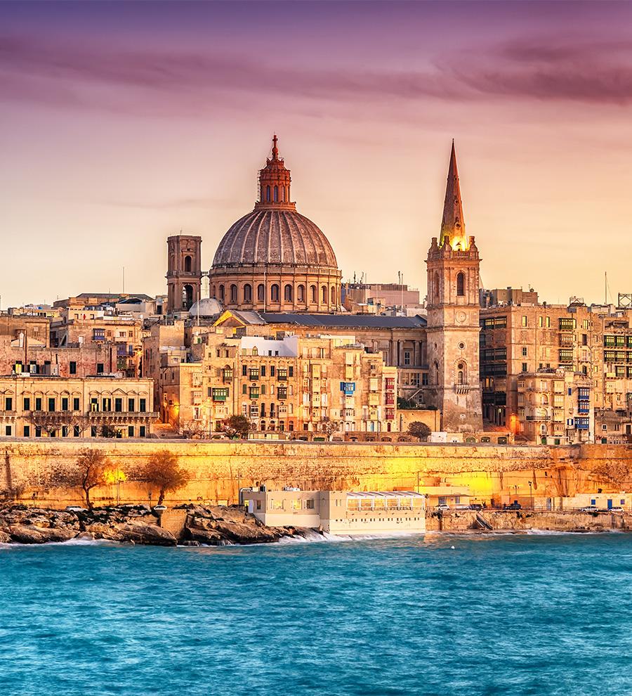 Excursión Travesía por Valeta, Malta