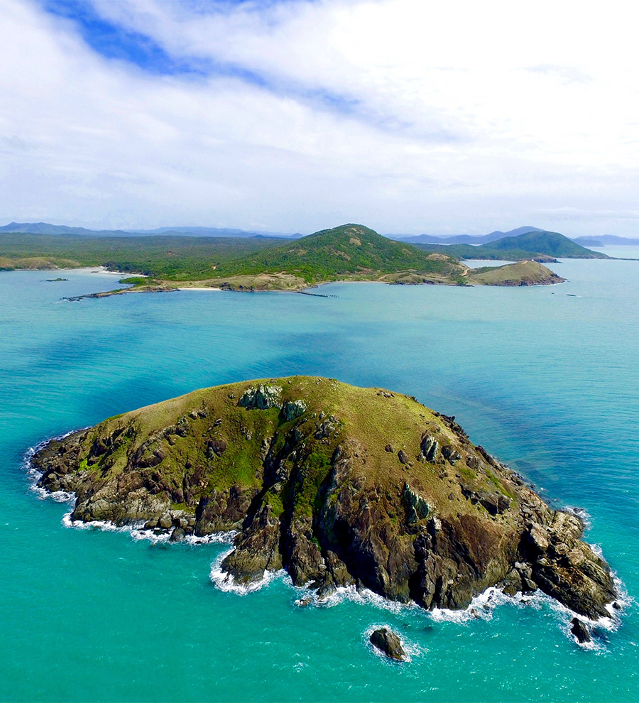 Puerto Cooktown , Australia